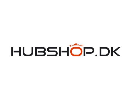 Hubshop.dk logo
