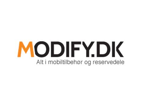 Modify.dk logo