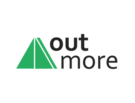 Outmore.dk logo