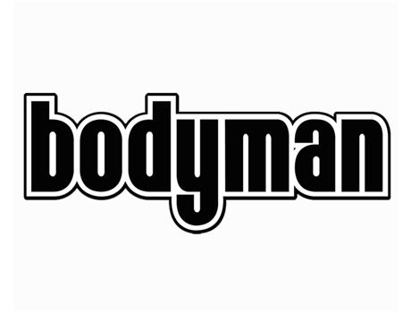 Bodyman.dk logo