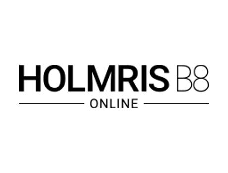 HOLMRIS B8 Online logo