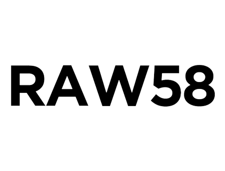 RAW58 logo