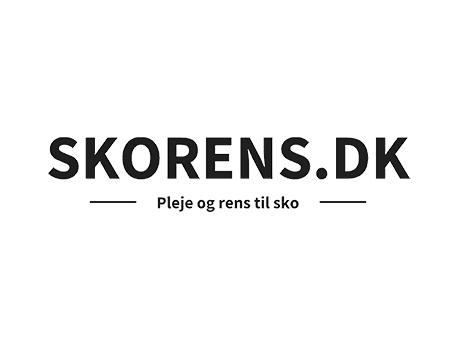 Skorens.dk - Sneaker rens logo