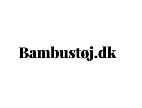 Bambustøj.dk logo
