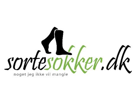 Sortesokker.dk logo