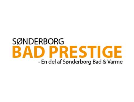 Sønderborg Bad Prestige logo