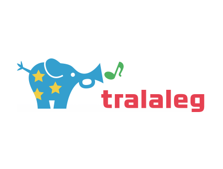 Tralaleg.dk logo