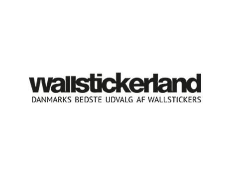 Wallstickerland.dk logo