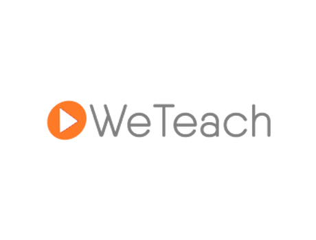 WeTeach.dk | Danske hobby-kurser online logo