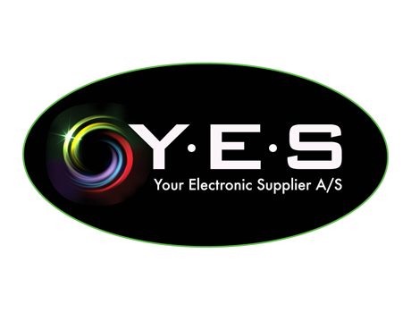 Y-E-S Your Electronic Supplier logo
