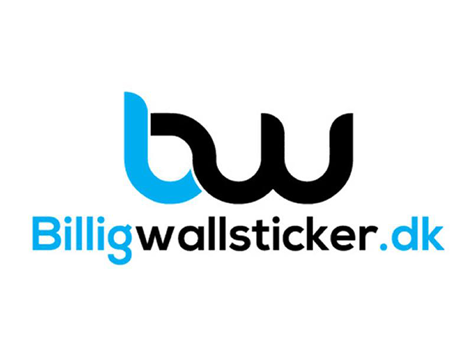 Billigwallsticker logo