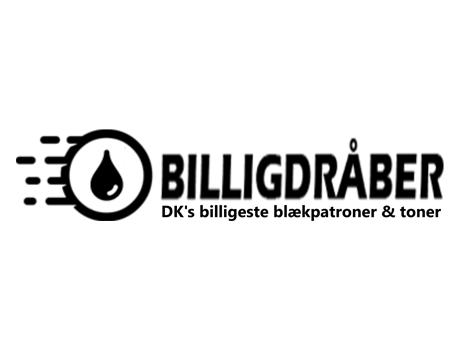 Billigdråber Danmark logo