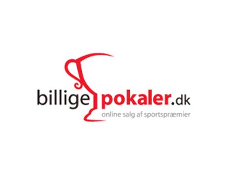 Billigepokaler.dk logo