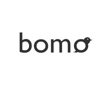 Bomo.dk - Computertasker & sleeves logo
