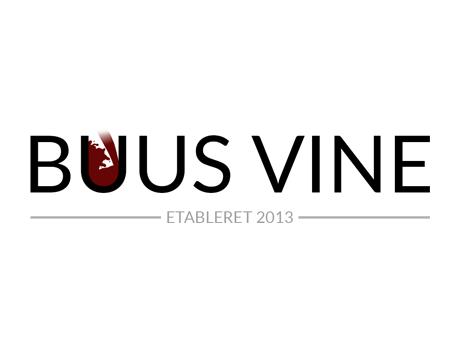 Buus Vine logo
