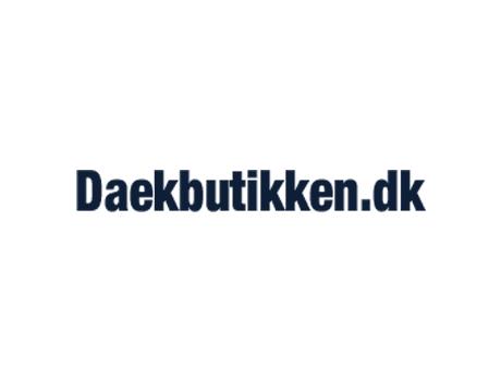 Dækbutikken - Dæk og Fælge logo