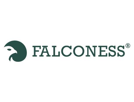Falconess.dk logo