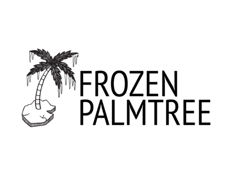Frozen Palm Tree - Webshop salg logo