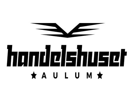 Handelshuset Aulum logo