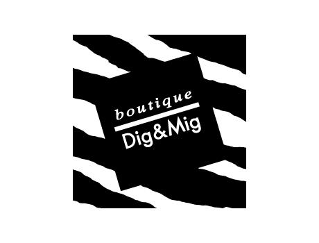 Boutique Dig & Mig logo