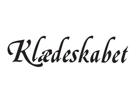 Klædeskabet.dk logo