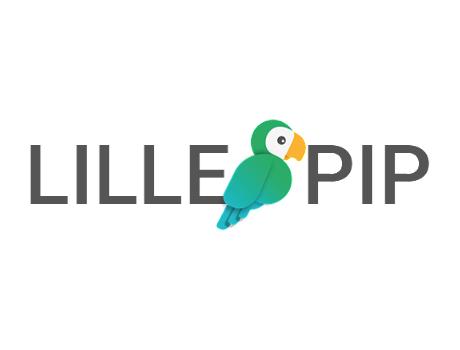 Lillepip.dk logo