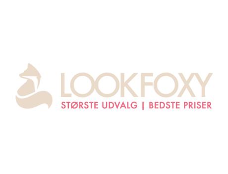 Lookfoxy.dk logo