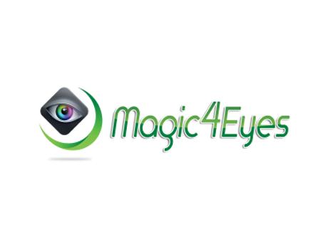Magic4eyes.dk logo