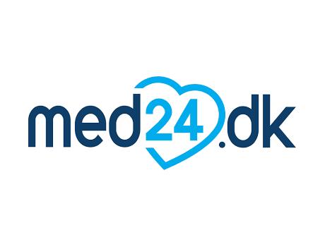 Med24 - din helsebutik logo
