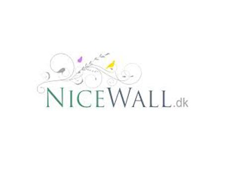 NiceWall.dk logo