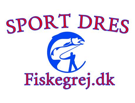 Sportdres Fiskegrej.dk logo