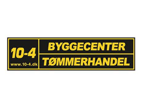 10-4 online byggecenter logo