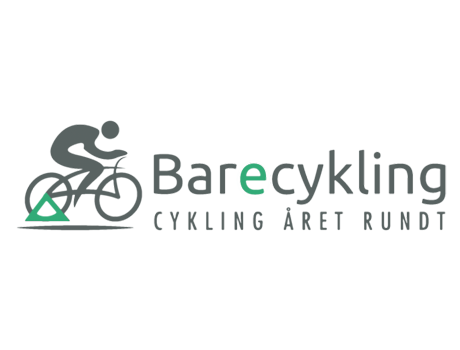 BareCykling logo