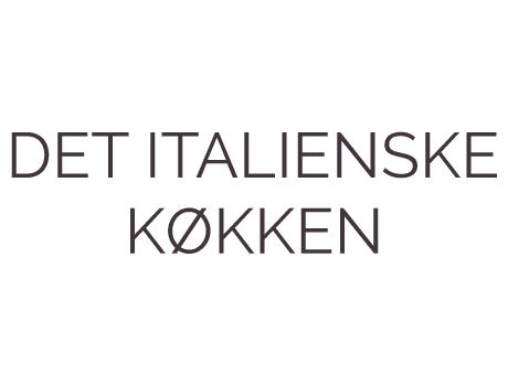 Det italienske køkken logo