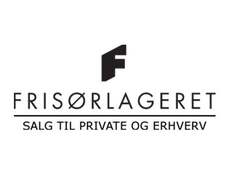Frisorlageret.dk logo