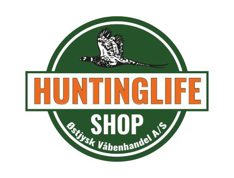 Huntinglife (Østjysk Våbenhandel A/S) logo