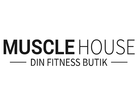 Muscle House logo