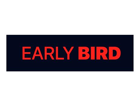 Earlybird.dk logo