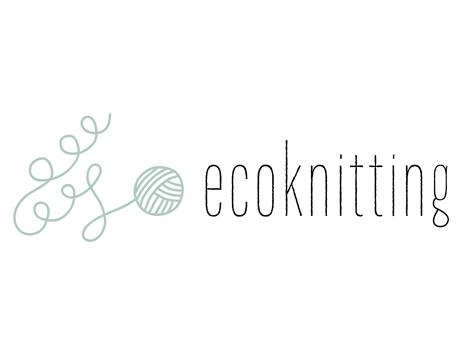 Ecoknitting.dk - Økologisk garn logo