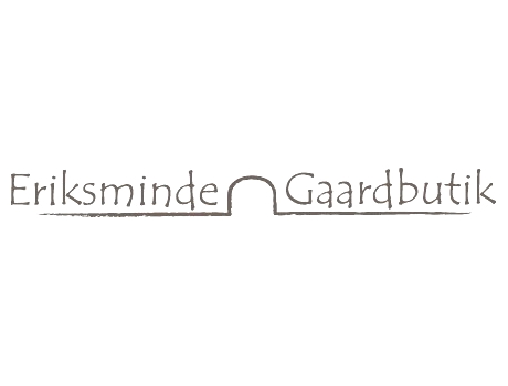 Eriksminde-gaardbutik logo