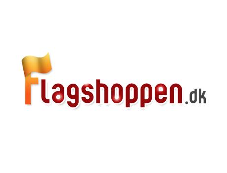 Flagshoppen.dk logo