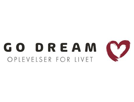 GO DREAM DK logo